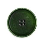 Steinnussknopf 30 mm 4-Loch heugrün