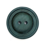 Polyesterknopf 28 mm 2-Loch Vintage petr