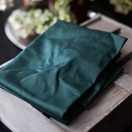 ORGANIC DRY WAX Canvas dark green