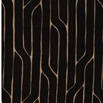 SPRING REVERIE Organic Rayon braun gold