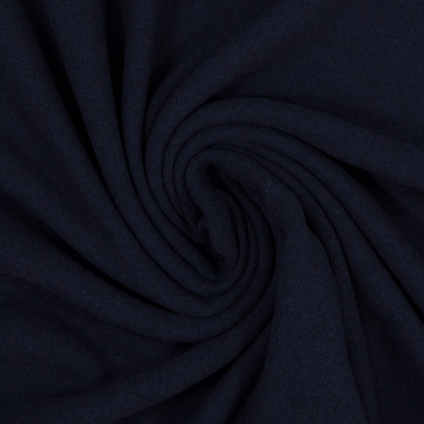 BENE Feinstrick dunkelblau meliert