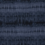 LEXI Viskose Batik blau schwarz