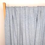 MELANCHADO Viskosejersey jeans meliert