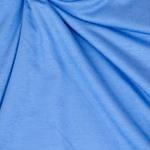 BAMBOO-Jersey Bambusjersey himmelblau