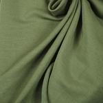 MODAL SWEAT moosgrün
