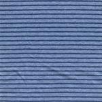 CAMPAN Jersey Streifen blau meliert blau