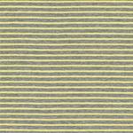 CAMPAN Jersey Streifen grau meliert gelb