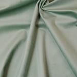VELOURS-UNI Velours blassgrün
