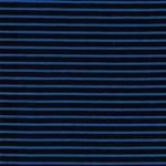 CAMPAN Jersey Streifen dunkelblau blau