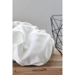 FLAME COTTON INTERLOCK white sand