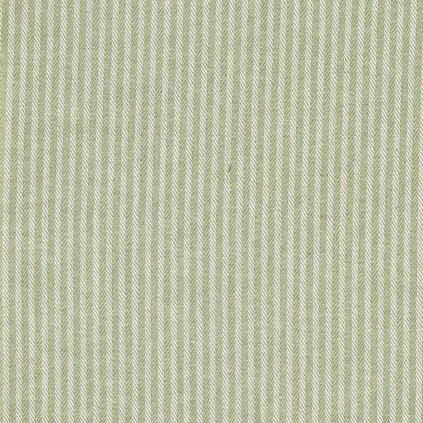 Baumwoll-Gemisch Leinenoptik grün