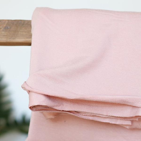LIGHT TERRY SWEAT powder pink