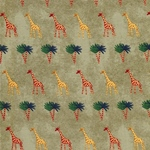 CANAI Webware Organic Giraffen Palmen