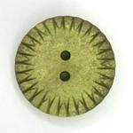 StrukturKnopf 2-Loch 23 mm apfelgrün