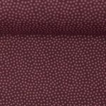 DOTTY Webware Pünktchen bordeaux