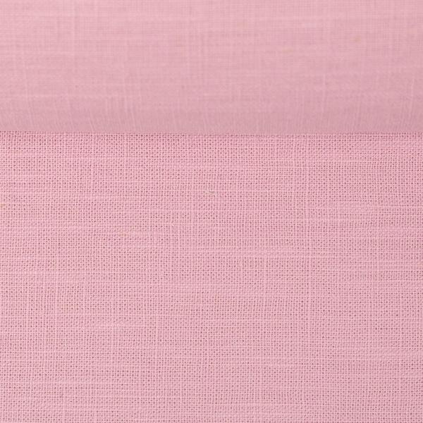 DAMIEL Leinen rosa