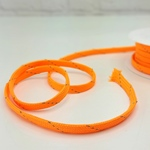 Flechttresse 8 mm Neon orange