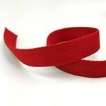 Gurtband 25 mm weinrot