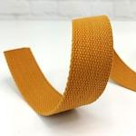 stabiles Gurtband 40 mm senf