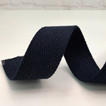 stabiles Gurtband 40 mm dunkelblau