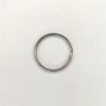 Schlüsselring 25mm silber