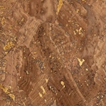 Korkstoff braun bronze 49 x 69cm