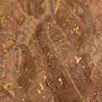 Korkstoff braun bronze 34 x 49cm