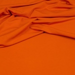 VI-EL-JERSEY Viskosejersey orange