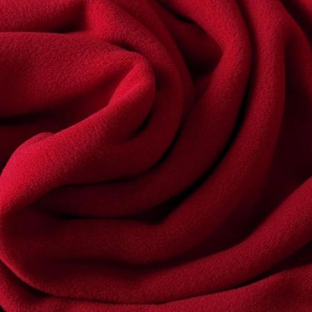 SARNEN Thermo-Micro-Fleece rot