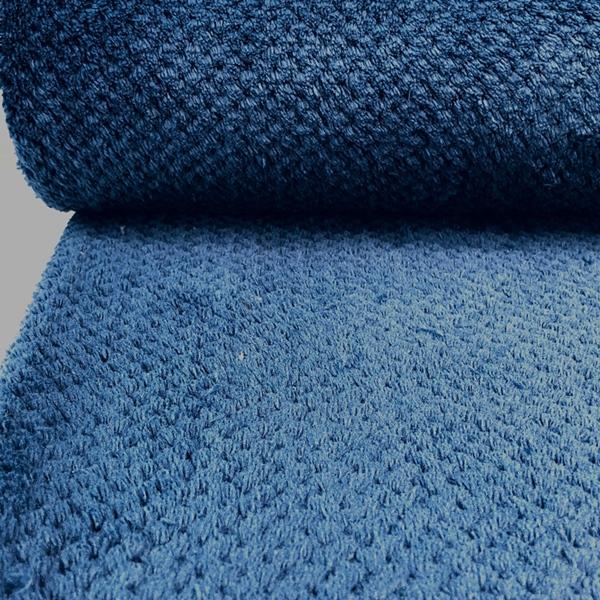 FLORIMON flauschiger Fleece mit Struktur