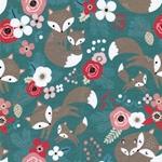 ROSIE Sweat Füchse Blüten salbei