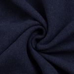BONO Baumwollstrick dunkelblau