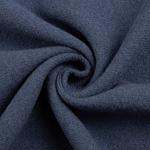 BONO Baumwollstrick jeansblau