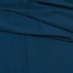 UNI-DULCE Stretch-Gabardine blaupetrol