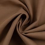 0,80m Rest HEIDE Baumwolle taupe