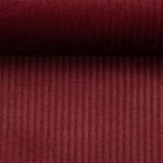 MARIUS elastischer Breitcord burgundrot