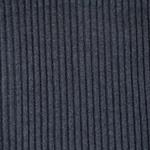 HEAVY RIB Bündchen jeansblau meliert