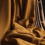 VISCOSE TWILL solid gold