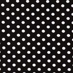 Swafing VICENTE Dots braun weiß