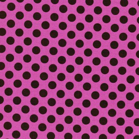 Michael Miller TA DOT pink braun
