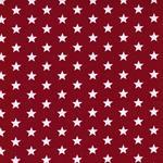 Swafing JERSEYSTARS Sterne burgundy