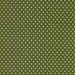 VERENA Jersey Punkte olivgrün