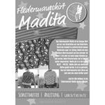 Hedi Schnittmuster MADITA Fledermausshir