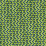 Riley Blake PEACE GARDEN Vogel grün blau