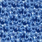 Lillestoff BLUE PORCELAINE