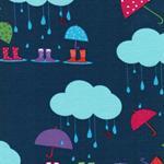 Lillestoff RAIN PETROL