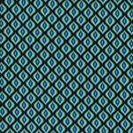 Stenzo Jersey Raute Retro blau