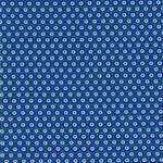 Hilco HILDE Streubl�mchen Punkte blau