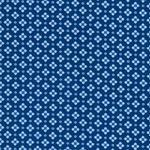 Hilco HILDE Blume blau