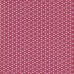 Hilco HILDE Blumenkreise rot rosa